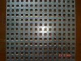 중국 웹사이트 다공성 식사 격판덮개 0.2mm 둥근 구멍 관통되는 금속 장