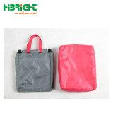 絶縁されたより涼しい袋が付いている210dポリエステル買物車袋