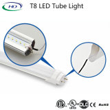2FT lumière compatible de tube du ballast électronique et magnétique DEL de 10W