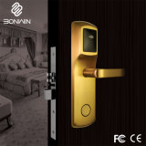 Tarjeta llave electronica cerradura de puerta de push-pull