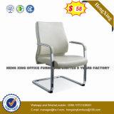 正方形の管のクロムオフィス用家具の革管理の訪問者の椅子(NS-9045C)