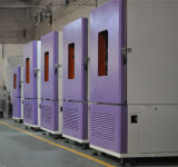 Alta y baja temperatura programable alternando el equipo de prueba del medio ambiente