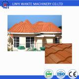 Оформление Elegence камня металла с покрытием римские мозаики на крыше