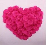Hochzeits-Rosen-Blumenblatt, künstliche Blumen-Blumenblatt, Silk Rosen-Blumenblätter
