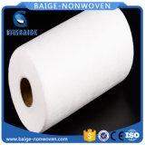 Nonwoven Ss гидрофильной Nonwoven ткани сырья пеленок гидрофильный