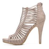 متأخّرة [هي هيل] سيادات أحذية مثيرة [هي هيل] أحذية لأنّ حزب