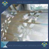 Colorido Diseño personalizado de la lámina de holograma de estampación en caliente