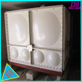 Depósito de agua de SMC tanque de almacenamiento de agua rectangular de plástico reforzado con fibra