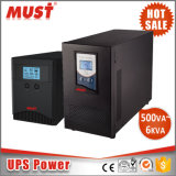 絶対必要ISO9001の工場セリウム標準1kVA SinewaveホームUPS 1000va
