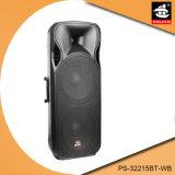 Haut-parleur puissant PS-32215bt-Wb de batterie de karaoke