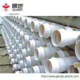 Zubehör-Großhandelsrohre der niedriger Preis-große Farben-PVC-U Mpvcwater