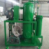 Máquina do purificador de petróleo do produto comestível de aço inoxidável, planta da filtragem do óleo