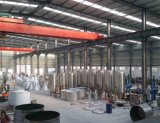 máquina de la cerveza de barril de la elaboración de la cerveza del Pub 1000L para el equipo de la fabricación de la cerveza de la venta 10hl