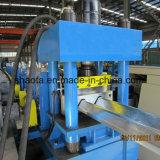 Het hydraulische Scherpe Broodje die van de Vangrail van de Snelweg Machine vormen