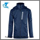 Los hombres encapuchados Rainwear impermeable Packable