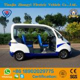 Mini2 Seater elektrisches patrouillierendes Auto mit Cer u. SGS-Bescheinigung