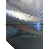 Doek van de Stof van de Hitte van de aluminiumfolie de Weerspiegelende Resisitant Geweven voor Bouw