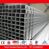 GB/T3091 Q235Bによって電流を通される鋼鉄正方形の管