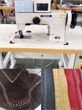 革靴のための頑丈で厚い糸の装飾用のステッチ機械