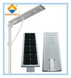 Luz de rua Integrated solar da fábrica 20W de China com certificação do Ce