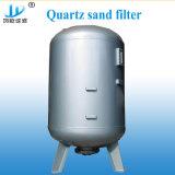 Фильтр углерода фильтрационных чанов песка кварца завода фильтрации воды большой емкости для индустрии