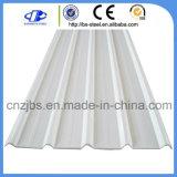 Galvanizado prebarnizado trapecio de la placa de techos de lámina de metal