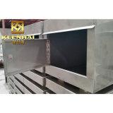 Trancamento exterior de aço inoxidável permanente de Correio