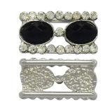 La venta al por mayor crea el accesorio de señora para requisitos particulares Rhinestone Shoes de la manera