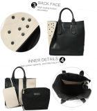 3 in 1 Nieuwste Totalisator van het Merk van Dame Fashion Handbag Ladies Handtassen (WDL0987)