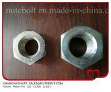 ASTM A194 2h schwerer Sechskantmutter-Edelstahl des Grad-8 8m 304 316