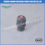 """Certificação ATEX Iecex Cu Tr em plástico preto Explosion-Proof Empanque G3/4"""""""