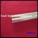 Hersteller-doppeltes Loch-Vergoldung-fixiertes Silikon-Quarz-Gefäß