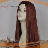 Virgin 머리 본래 색깔 여자 가발 (PPG-l-01114)