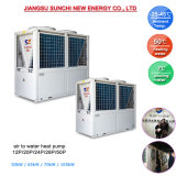 Aire acondicionado más desapasible refrescado aire para el enfriamiento y la calefacción centrales