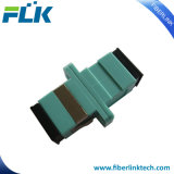 Upc Sc mm Adaptador de fibra óptica simple