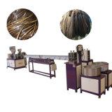 De Plastic Kunstmatige Rotan die van de hoge snelheid PE van pvc Machine/PP de Machine van de Extruder van de Rotan, de Kunstmatige Extruder van de Rotan maken