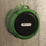 Haut-parleur sans fil imperméable à l'eau portatif de Bluetooth du meilleur lecteur de musique 2017 extérieur