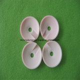 Rondella di ceramica della guarnizione di ceramica pura dell'allumina