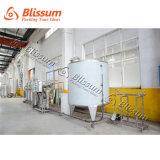 El tratamiento de agua potable membrana UF máquina