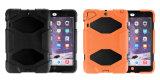 소형 iPad를 위한 1개의 가득 차있는 보호 Silicone+Plastic 정제 PC 방탄 덮개 케이스에 대하여 3