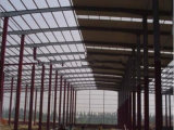 Vertente material clara da fábrica da construção de aço, construção de aço profissional da fábrica