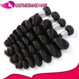 Ослабление Камбоджи комплекты кривой Черный 1b 100% волос человека