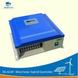 Regulador híbrido solar del generador de viento de la apagado-Red de De-Achf 1000W MPPT del placer