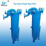Piccolo singolo alloggiamento del filtro a sacco