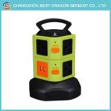 10A 5V 8 Manier Vier de Elektrisch apparaten van het Huishouden van de Contactdoos van de Macht van de Toren