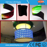 240*120 Shenzhen tela LED interior flexível P2.5 LED Display LED programável em outdoor