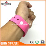 Armband RFID van het Gebruik NFC van één Keer de Beschikbare voor Gebeurtenissen