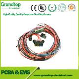 Faisceau de fils du câble personnalisé OEM ODM Assemblée Manufacture d'alimentation électrique