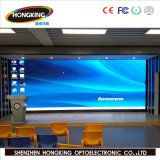 Intérieur en extérieur de la fenêtre de l'écran d'affichage vidéo LED/panneau/signer/mur de LED