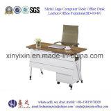 暗い色のメラミンによって薄板にされる参謀本部の机(MT-2421#)
